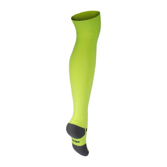 F500 Adult Football Socks - Fluorescent Yellow