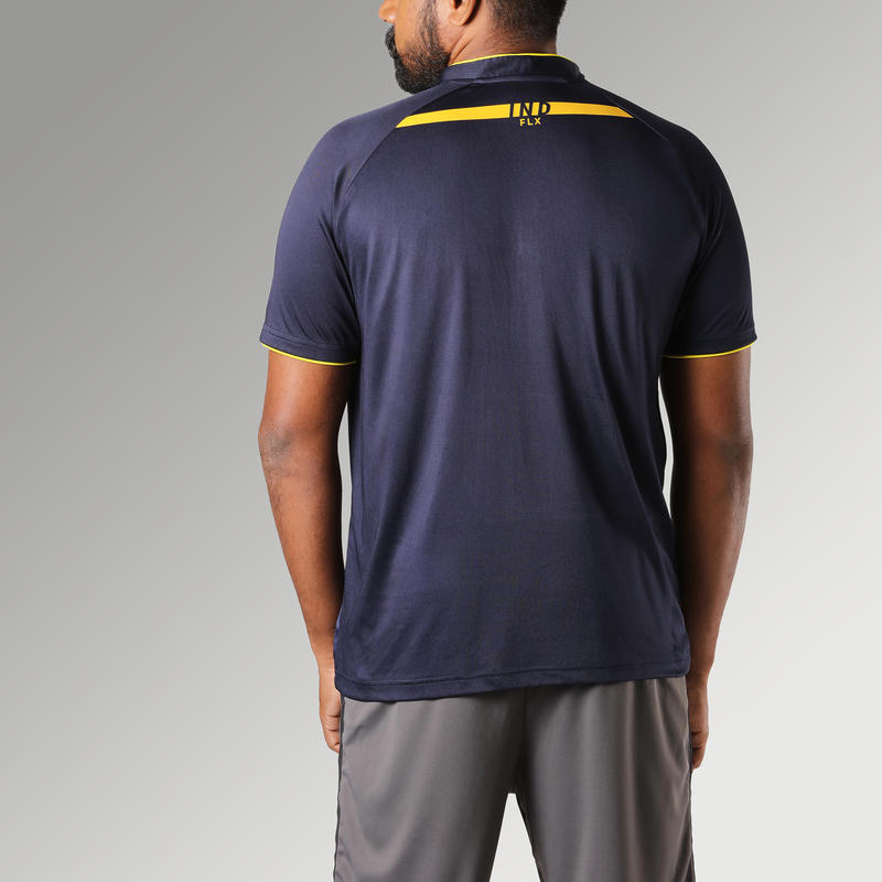 Cricket World Cup India Jersey Adults, Quick Dry, Retro
