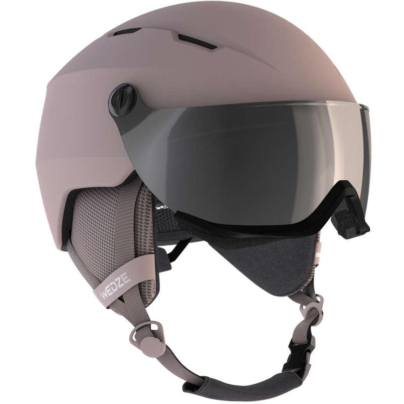 Felnőtt  bukósisak Snowboard - Felnőtt sísisak H 350 WEDZE - Snowboard védőfelszerelés és kiegészítők