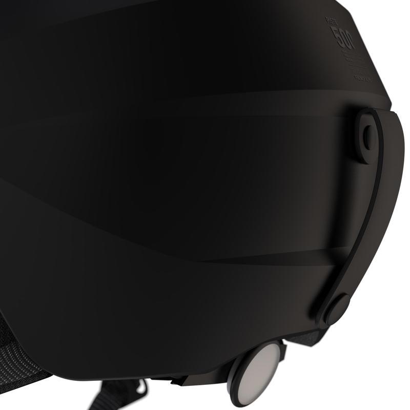 Casco de Ski H-PST 500 Negro