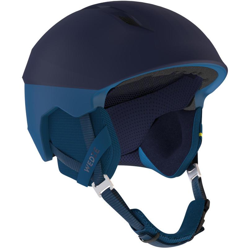 ADULT M DOWNHILL SKI HELMET PST 900 - NAVY BLUE