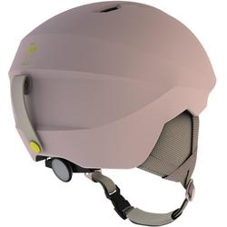 CASQUE DE SKI DE PISTE ADULTE H PST 500 ROSE