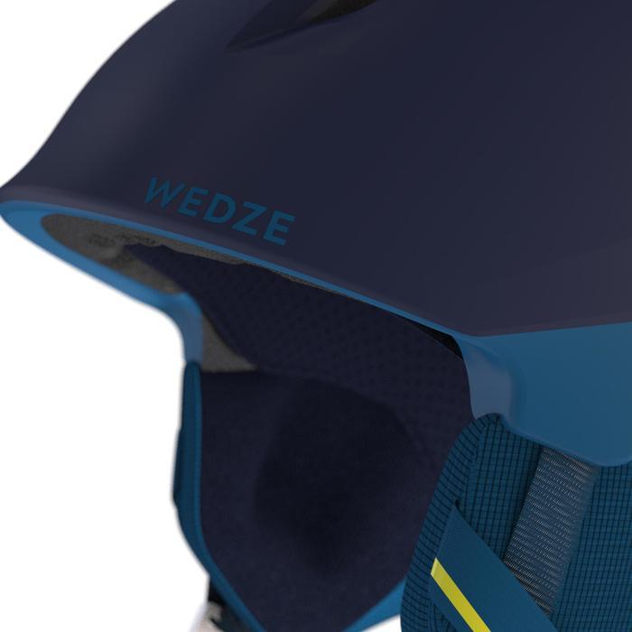 CASQUE DE SKI DE PISTE ADULTE H PST 900 BLEU MARINE