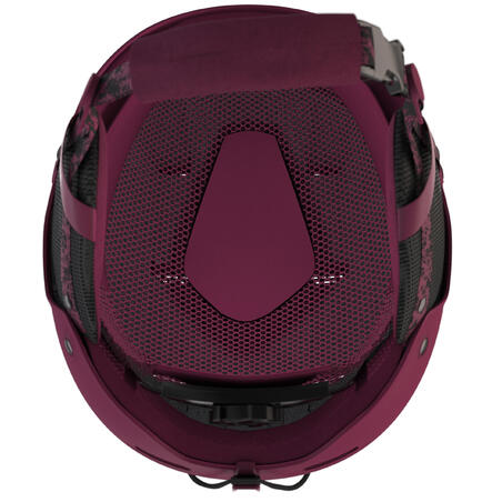 Adult and Junior Snowboarding and Skiing Helmet H-FS 300 - Purple