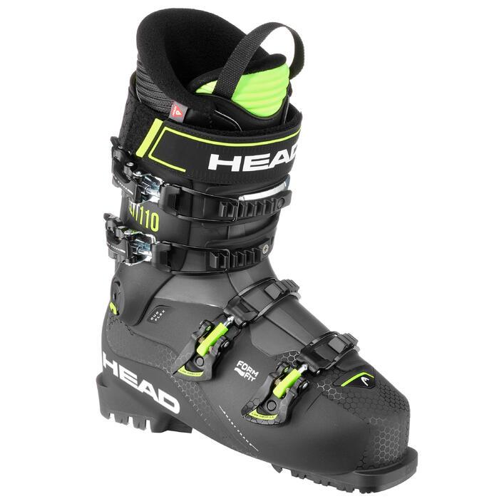 Skischoenen voor heren Edge LYT 110 zwart