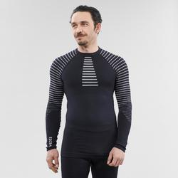 Camiseta térmica esquí NIEVE interior WED'ZE 900 hombre azul marino