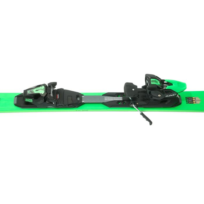 SKI DE PISTE HOMME AVEC FIXATION HEAD SUPERSHAPE I-MAGNUM