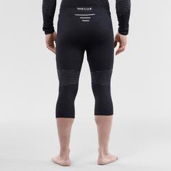 Sous-vêtement de ski homme 900 bas bleu marine