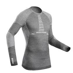 Skiunterhemd 900 Xwarm Herren grau