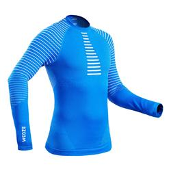 Skiunterhemd Funktionsshirt 900 Herren blau