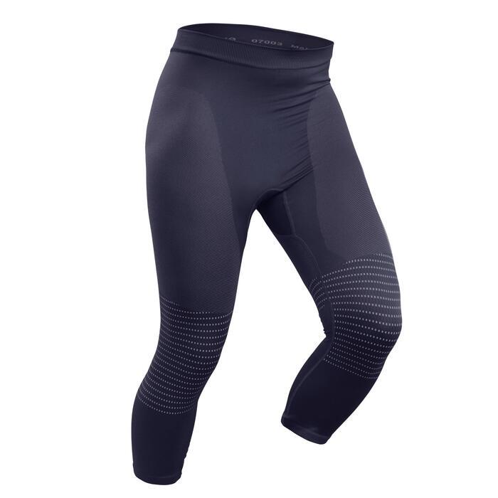 Sous-vêtement de Ski Homme Bas 900 bleu marine