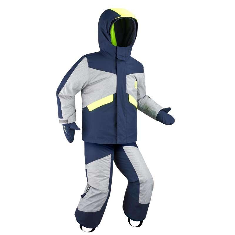 Skibekleidung 500 Kleinkinder Kinderbekleidung - Skianzug Comb 500 Kid WEDZE - Skibekleidung Kinder