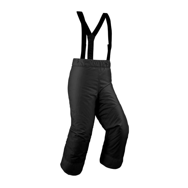 Çocuk Kayak Pantolonu - Siyah - 100