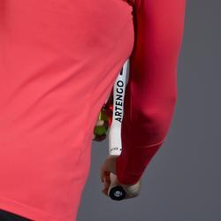Langarmshirt Tennisshirt Essentiel Damen rosa