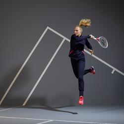 JK TH 500 Women's Tennis Jacket - Navy