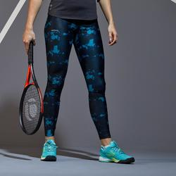 DAMESTHERMOBROEK VOOR TENNIS LEG TH 900 CAMOUFLAGEPRINT