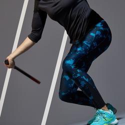 LEGGING DE TENNIS FEMME LEG TH 900 CAMO