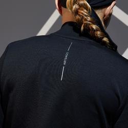 Tennisjacke Trainingsjacke JK Dry 900 Damen schwarz