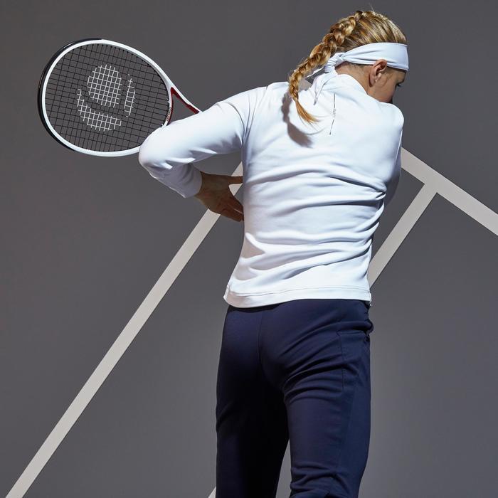 Tennisvestje voor dames JK DRY 900 wit