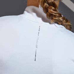JK Dry 900 Women's Tennis Jacket - White