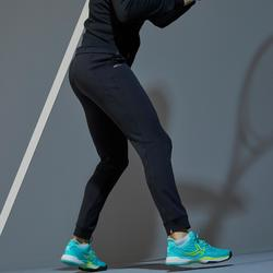Tennisbroek voor dames PA Dry 900 zwart