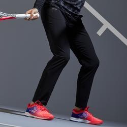 Tennisbroek voor dames PA Dry 500 zwart