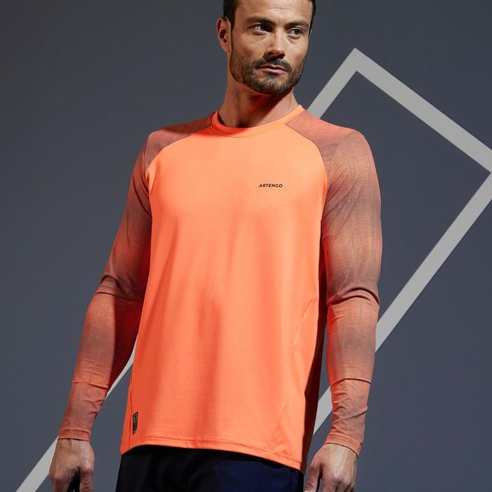 Tee shirt TTS500 TH BLANC BLEU