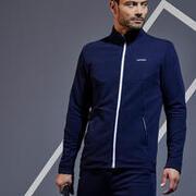 Men's Tennis Jacket Thermic TJA 500 - Navy