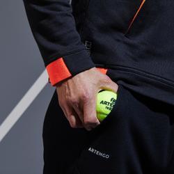 Tennisbroek voor heren TPA500 zwart