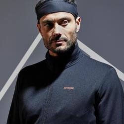 Veste de tennis Homme TJA 900 Noir