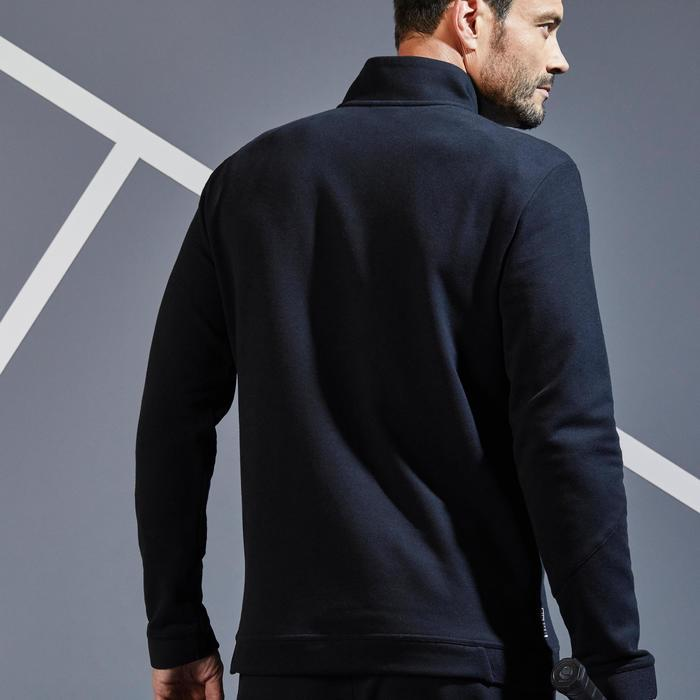 TJA500 Thermal Tennis Jacket - Black