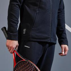 VESTE DE TENNIS TJA500 TH NOIR