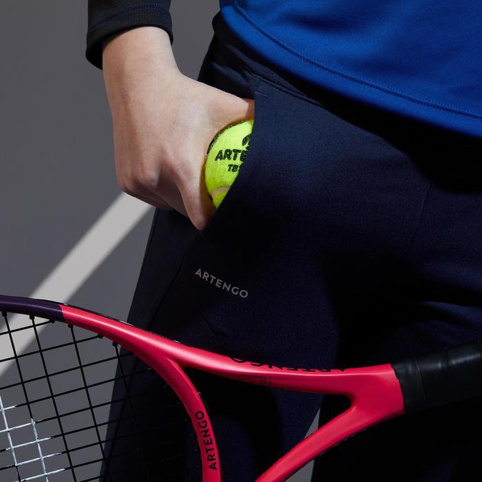 Thermo tennislegging 500 voor meisjes