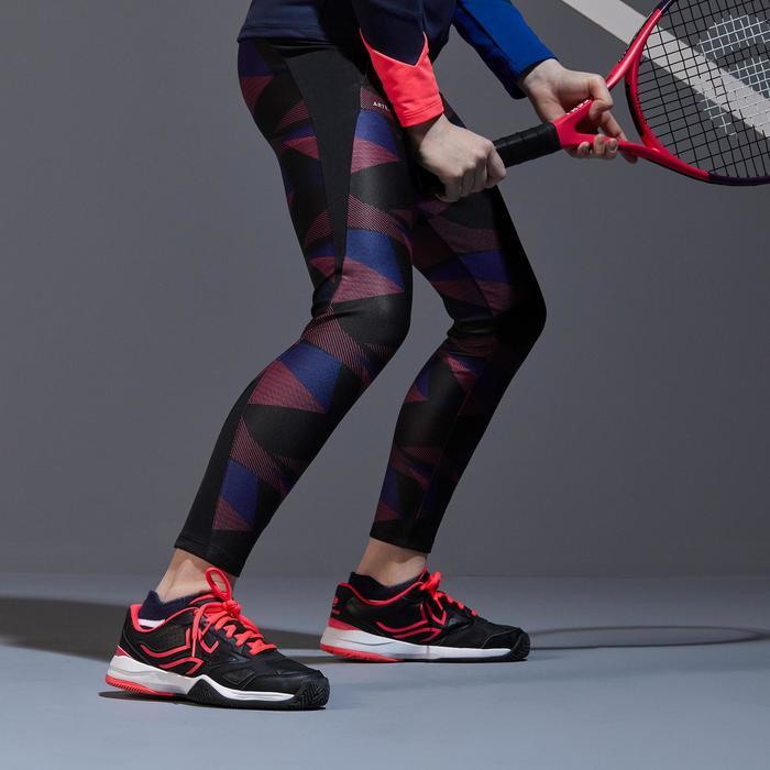 Thermo tennislegging 500 voor meisjes 6-8 jaar