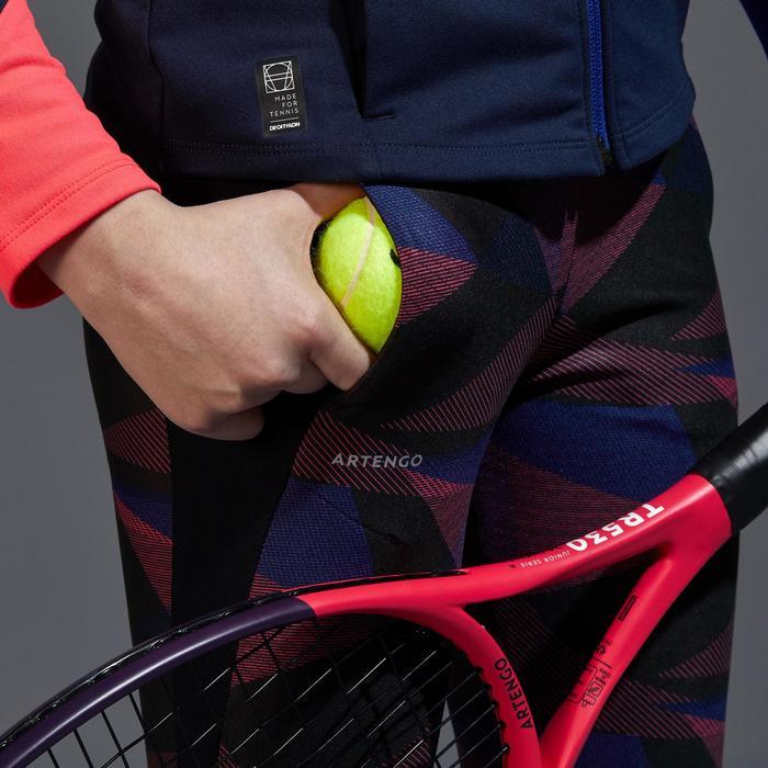 Thermische tennislegging 500 voor meisjes 10-14 jaar