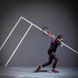 Thermische tennislegging voor meisjes 500