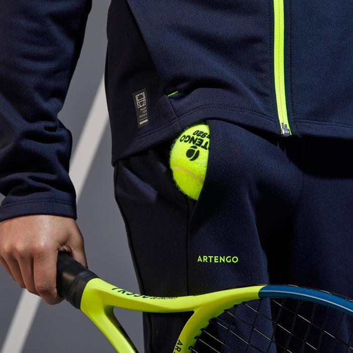 Thermische tennisbroek voor jongens 500