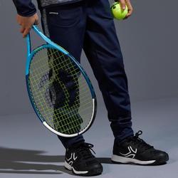 Tennisbroek kinderen 500 marineblauw