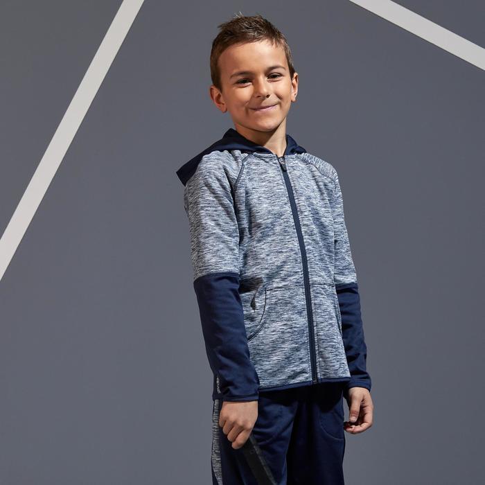 500 Kids' Thermal Jacket - Navy