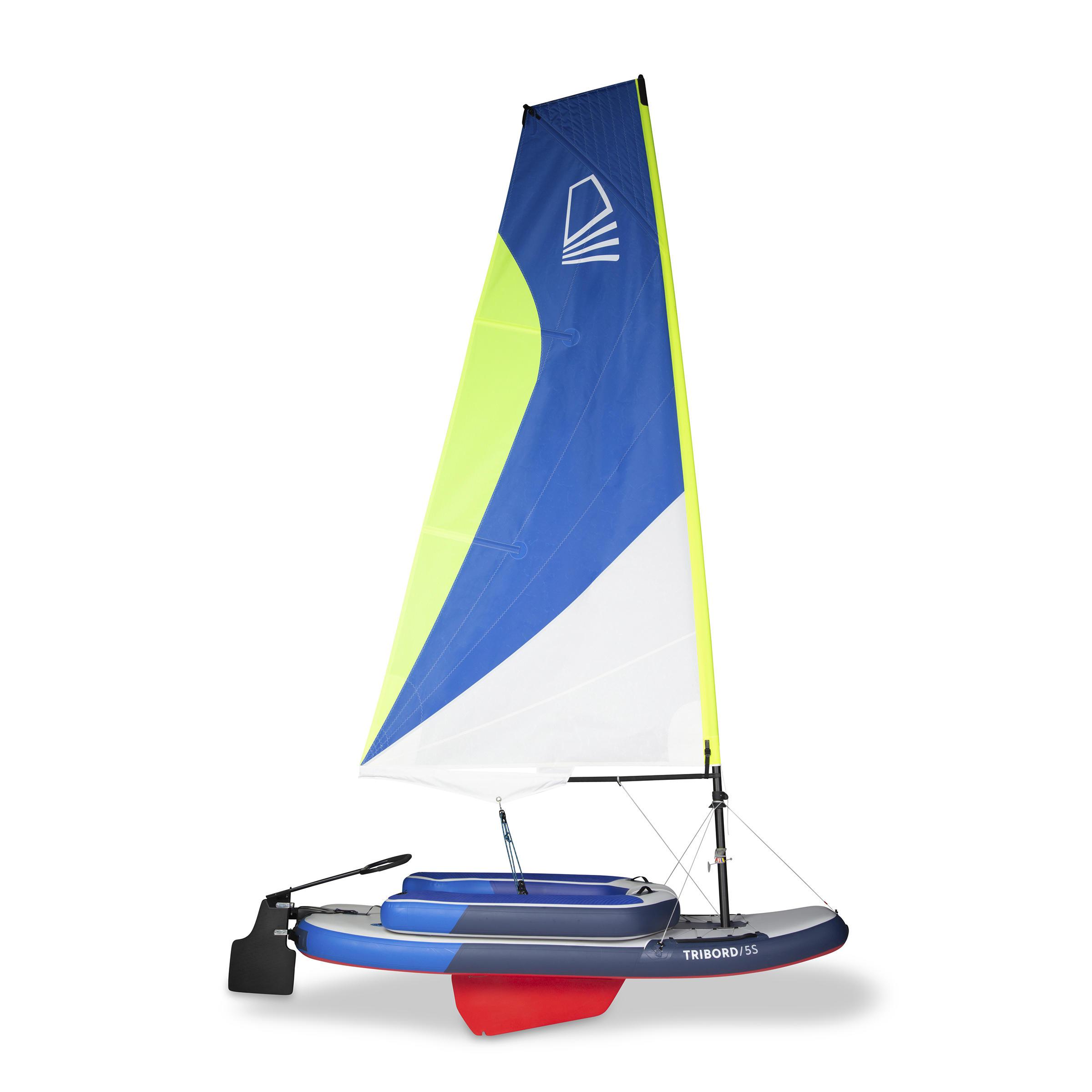 Bateau Deriveur Gonflable Tribord 5s Tribord Decathlon