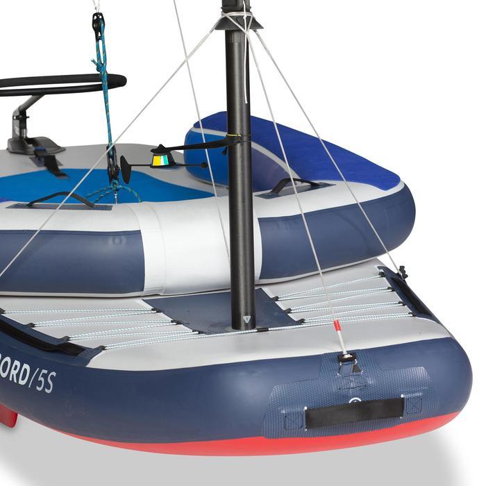 Opblaasbare zeilboot Tribord 5S