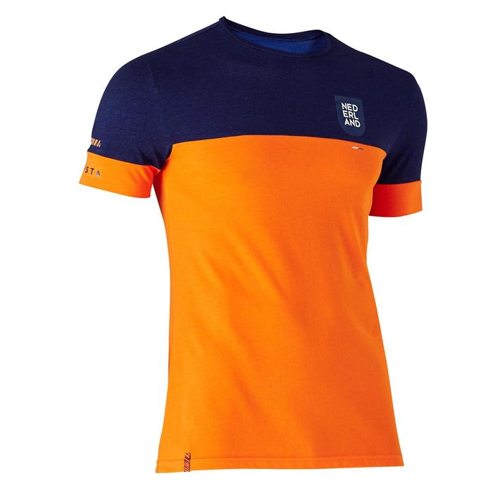 T-shirt de football adulte FF100 Pays-Bas.