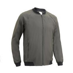 FVE 100 Fitness Cardio Training Jacket - Khaki