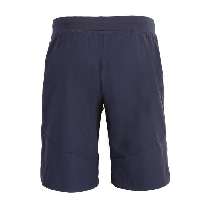 2合1有氧健身短褲520 -軍藍色