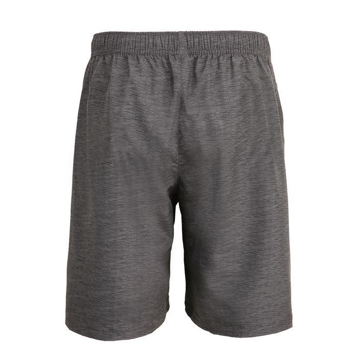 FST 120 Fitness Cardio Training Shorts - Mottled Grey