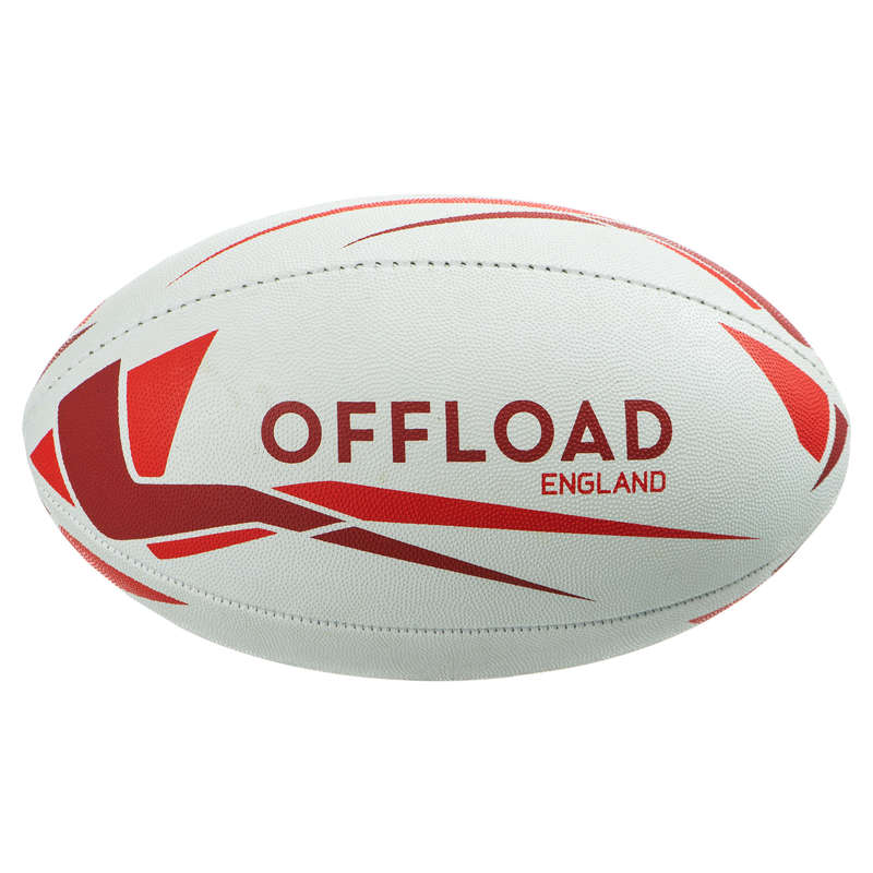 BALLS & ACCESSORIES Rugby - RWC19 England Mini Rugby Ball OFFLOAD - Rugby