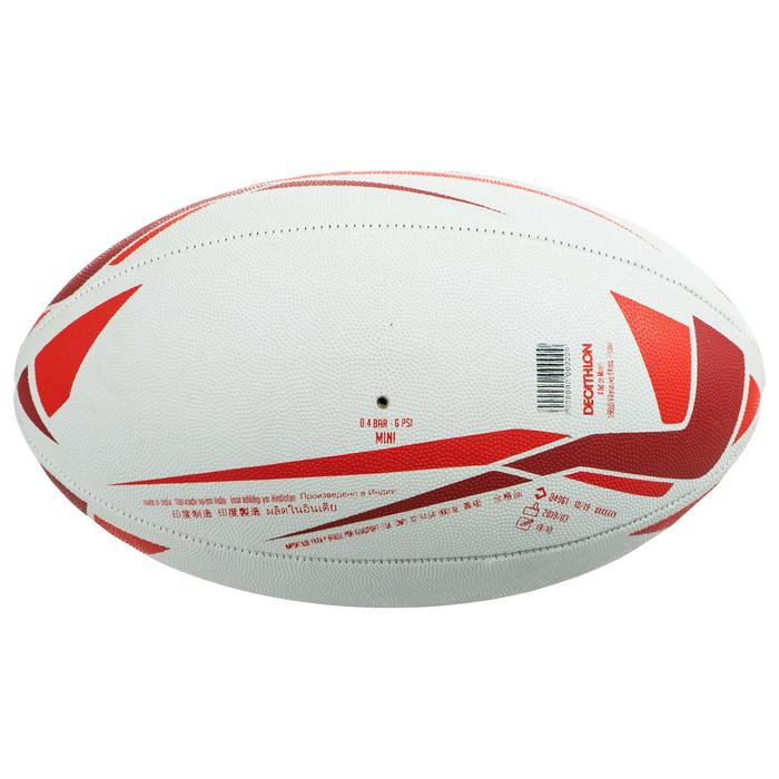 Mini ballon de rugby supporter Coupe du monde 2019 Angleterre Taille 1
