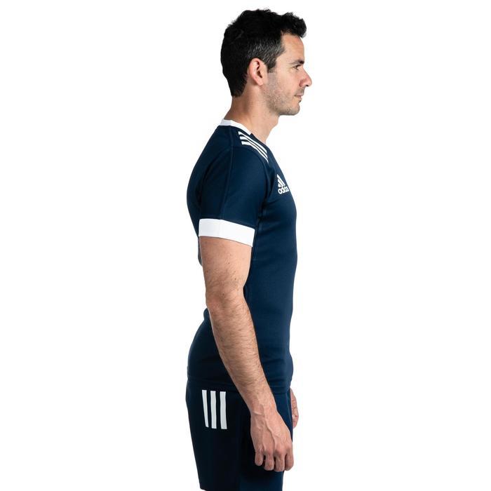 Rugby-Trikot 3S Herren blau