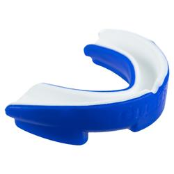 Mundschutz Zahnspange Kinder blau/weiß