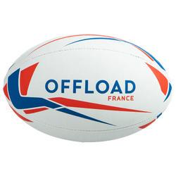 Balón de Rugby Offload Copa del Mundo 2019 Francia Talla 5